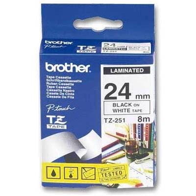 brother TZE251