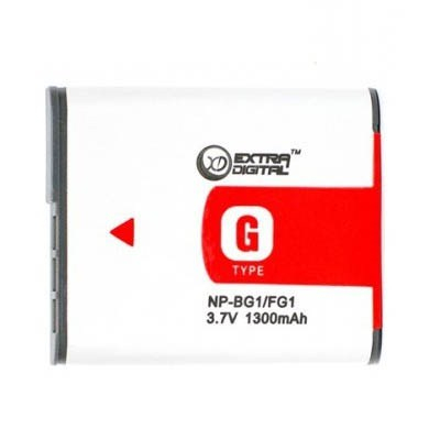 Аккумулятор к фото/видео EXTRADIGITAL Sony NP-BG1 (DV00DV1199)