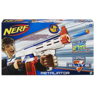 Игрушечное оружие Hasbro Nerf Бластер Элит Риталиэйтор (98696E35)