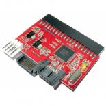 Конвертор Dynamode IDE-->SATA - SATA-->IDE Фото