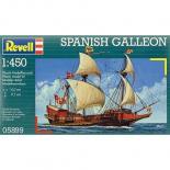 Сборная модель Revell Испанский галеон Spanish Galeon Фото