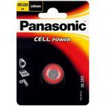 Батарейка PANASONIC CR 1220 * 1 LITHIUM Фото