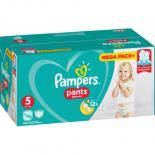 Подгузник Pampers трусики Pants Junior Размер 5 (12-17 кг), 96 шт Фото 2
