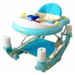 Ходунки BabyHit Emotion Racer Blue Фото 1