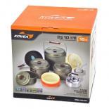 Набор туристической посуды Kovea Hard 10 KSK-WH10 Фото 1