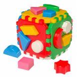 Развивающая игрушка Технок Куб Умный малыш Фото