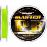 Шнур Select Master PE 150m салатовый 0.24мм 29кг Фото