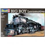 Сборная модель Revell Локомотив Big Boy Locomotive 1:87 Фото
