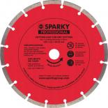 Диск SPARKY алмазный Ф230х2.5x22,23 мм Фото