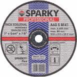Диск SPARKY отрезной 125x1.2x22.2 абразивный A 60 S по нерж.ст Фото
