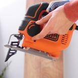 Электролобзик BLACK&DECKER KS901PEK Фото 2