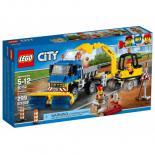 Конструктор LEGO City Уборочная техника Фото