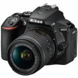Цифровой фотоаппарат Nikon D5600 AF-P 18-55 VR Kit Фото