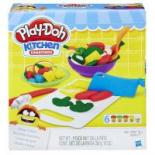 Игровой набор Hasbro Play-Doh Приготовь и нарежь на дольки Фото