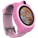 Смарт-часы GoGPS ME K19 Розовые Фото