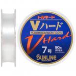 Флюорокарбон Sunline FC Tornado V Hard HG 50м #7 0.435мм 15кг Фото