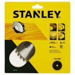 Диск Stanley пильный STA13125 TCT/HM, 170мм, 40 зубьев Фото 1