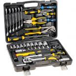 Набор инструментов Topex 38D224, 56 шт. Фото