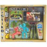 Игровой набор Stikbot S2 PETS – СТУДИЯ для анимационного творчества Фото