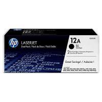Картридж HP LJ    12AF  1010/ 1012/ 1015/1020 DUAL PACK Фото
