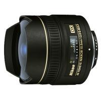 Об'єктив Nikon Nikkor AF 10.5 mm f/2.8G IF-ED DX FISHEYE Фото