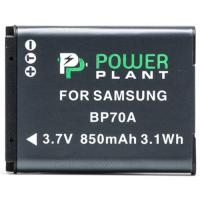 Аккумулятор к фото/видео PowerPlant Samsung BP70A Фото