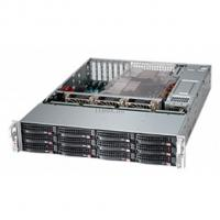 Корпус для сервера Supermicro CSE-826BE16-R920LPB Фото