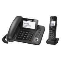 Телефон DECT PANASONIC KX-TGF320UCM Фото
