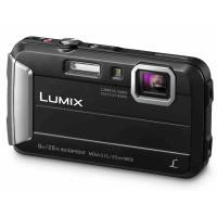 Цифровой фотоаппарат Panasonic DMC-FT30EE-K Black Фото