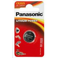 Батарейка PANASONIC CR 2025 Lithium * 1 Фото