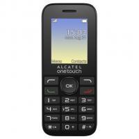Мобильный телефон ALCATEL ONETOUCH 1016D Volcano Black Фото