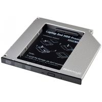 Фрейм-переходник Grand-X HDD 2.5'' to notebook 9.5 mm ODD SATA3 Фото