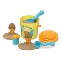 Ігровий набір Melissa&Doug Приготовление песочного мороженого Фото