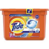 Капсулы для стирки Tide Touch of Lenor Fresh 15 шт Фото