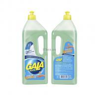 Средство для мытья посуды Gala для нежных рук с глицерином и витамином Е 1 л Фото