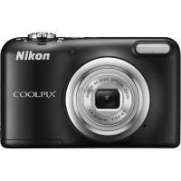 Цифровой фотоаппарат Nikon Coolpix A10 Black Фото