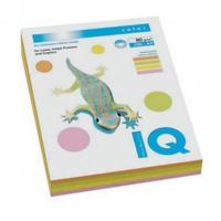 Бумага Mondi А4 IQ color, neon SET 4х50 sheets Фото