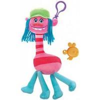 М'яка іграшка Trolls Cooper с клипсой 22 см Фото
