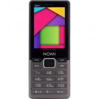 Мобильный телефон Nomi i241 + Metal Dark-Grey Фото