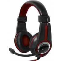 Наушники Defender Warhead G-185 Black-Red Фото