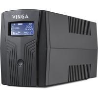 Источник бесперебойного питания Vinga LCD 1200VA plastic case Фото