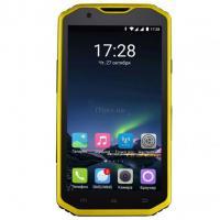 Мобильный телефон Sigma X-treme PQ31Dual Sim Yellow-Black Фото