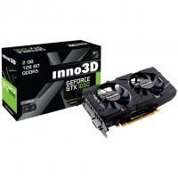 Видеокарта Inno3D GeForce GTX1050 2048Mb HerculeZ Twin X2 Фото