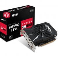 Видеокарта MSI Radeon RX 550 2048Mb AERO ITX OC Фото
