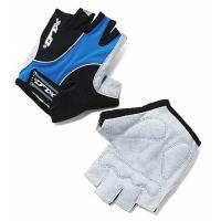 Перчатки для фитнеса XLC CG-S04 Atlantis, сине-серо-черные, L Фото