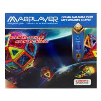 Конструктор Magplayer Набор 45 элементов Фото