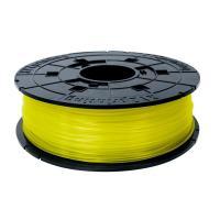 Пластик для 3D-принтера XYZprinting PLA 1.75мм/0.6кг Filament, Clear Yellow Фото