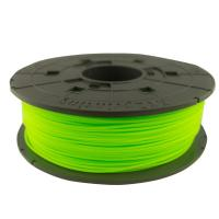 Пластик для 3D-принтера XYZprinting PLA(NFC) 1.75мм/0.6кг Filament, Neon Green Фото