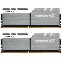 Модуль памяти для компьютера G.Skill DDR4 16GB (2x8GB) 3200 MHz Trident Z Silver H/ Whi Фото