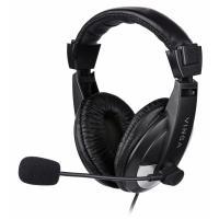 Навушники Vinga HSC035 Black Фото